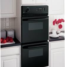 ge 24 double wall oven jrp28bjbb liances whirlpool wod51ec7aw 27 electric