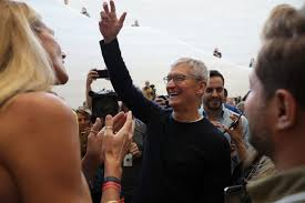 Apple's leadership evolves ahead of a post-Tim Cook era | Fortune