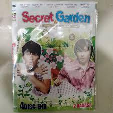 jual secret garden dvd drama korea