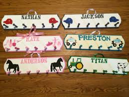 Personalised Coat Rack personalized coat rack for kids Cosmecol 99