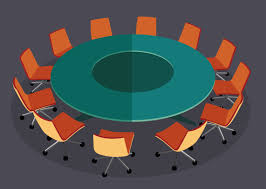 round table format