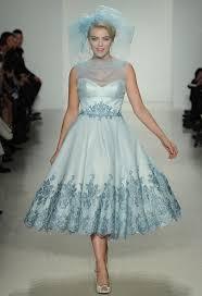25 utterly gorgeous tea length wedding dresses chic vintage brides