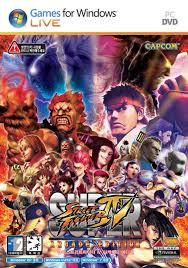 super street fighter iv arcade edition box shot for pc gamefaqs
