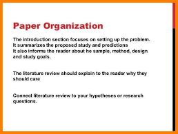 How to Write a Literature Review  Tips  Example  Outline  Template     SP ZOZ   ukowo buy a literature review paper apa apa research essay review of model paper literature  review term