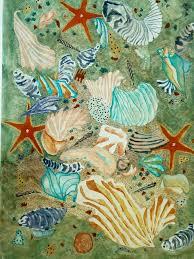 ss painting sea life by david raderstorf