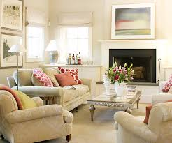 Decorating Ideas For Living Room With Fireplace 2013 Neutral Living Room  Decorating Ideas From Bhg Pictures Gallery