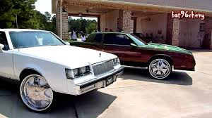 96 Caprice on 26's, Monte Carlo SS & Buick Regal on DUB 24's Pt.2 ...