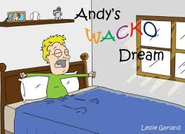 andys wacko dream a children s picture book for children 4 8 years old
