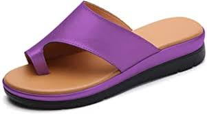 Purple - Flats / Sandals: Clothing, Shoes & Jewelry - Amazon.com