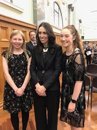 Congratulations to Tessa Keenan and... - New Plymouth Girls' High ...
