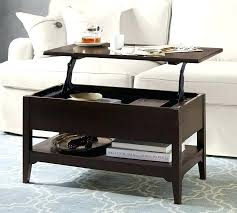 coffee tables for small spaces. Coffee Tables For Small Spaces Lift Table Pottery Barn Genuine Space Top Home Decor I