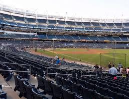Yankee Stadium Field Level 110 Seat Views Seatgeek
