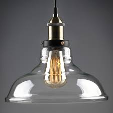 edison style lighting fixtures. Simple Fixtures Top 49 Ace Red Retro Pendant Light Industrial Glass Edison Vintage Style  Clear Hanging Lampshade Zoom Intended Lighting Fixtures H