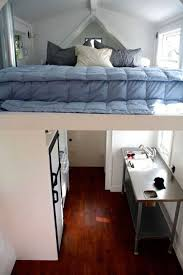 Awesome Modern Japanese Small Bedroom Design Furniture: Modern Mobile House Small  Bedroom U0026 Kitchen Design On