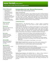 Architect Resume Samples Free Resume Example And Writing Download