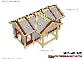 home garden plans  DH   Insulated Dog House Plans Construction    home garden plans  DH   Insulated Dog House Plans Construction   Dog House Design   How To Build An Insulated Dog House