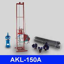 water drilling machine for sale. water well drilling rig akl 150a for horizontal directional work - youtube machine sale a
