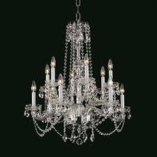 stella 12 light crystal chandelier cb301165 12 ch