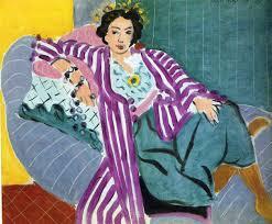 Henri Matisse - Small Odalisque in Purple Robe \u2013 Get Custom Art