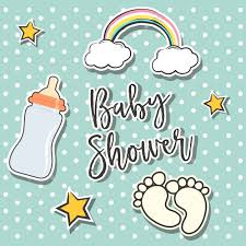 Baby Shower Border Paper  Free Download Clip Art  Free Clip Art Baby Shower Pictures Free