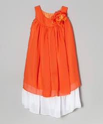 Toddler Orange Dress \u2013 Fashion Outlet Review \u2013 Fashion Gossip