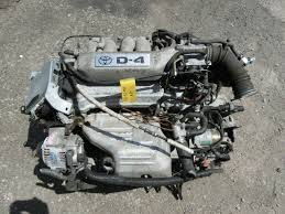 Used]Engine & Transmission 3S-FSE 7750954 - BE FORWARD Auto Parts