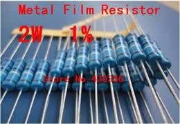 2 Watt Metal Film Resistor RoHS <b>20pcs</b> 1K5 <b>1.5K</b> ohm ±1% 2W