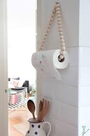40 DIY Paper Towel Holders Kitchen Design Ideas Pinterest DIY Interesting Bathroom Towel Dispenser Concept