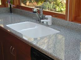 white undermount kitchen sink style