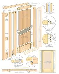 how to build a front doorHow To Build Exterior Door R73 About remodel Creative Home