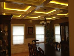 coffer lighting. Coffered Ceiling With Elegant Recessed Lighting Coffer N