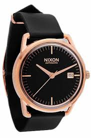 gold watches store nixon mellor automatic watch rose gold black gold watches for men nixon