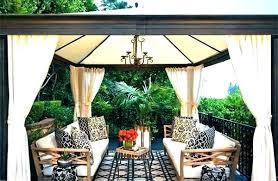 outdoor gazebo lighting chandelier garden fixtures hanging light solar