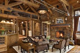 Fabulous Rustic Interior Design