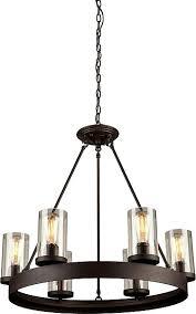 laurel foundry modern farmhouse laurel foundry modern farmhouse florine 6 light candle style chandelier
