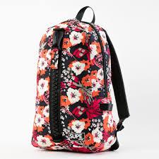 Supe Design Bag Day Bag Original Flower Print