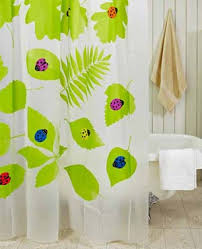 Buy Bathroom Shower Curtains Online at Low Prices in Delhi, India -  Obsessions