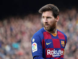 ljoˈnel anˈdɾez ˈmesi ( слушать); Lionel Messi Is Now 90 Likely To Remain At Fc Barcelona