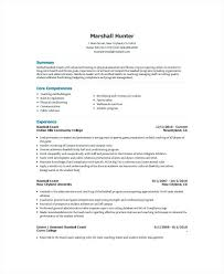soccer coach resume sample baseball coach resume youth soccer coach resume  sample
