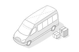 Häufige richtungsänderungen beim gehen, raum unter treppe. Kleintransporte Und Transporte Faire Preise Kosten Im Griff