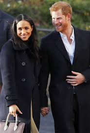 Prince Harry and Meghan Markle in Nottingham   PEOPLE.com