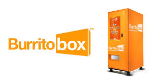 Burrito Vending Machine Interesting Burritobox Dispenses Hot AllNatural Burritos From The World's
