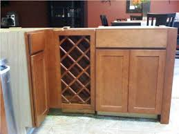Built In Wine Racks Kitchen Wine Rack Cabinet Allhomelifecom Kitchen Built In Wine Rack