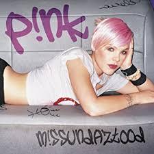 P!nk - <b>M</b>!<b>ssundaztood</b> - Amazon.com Music