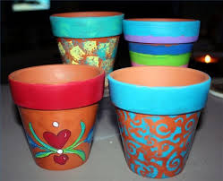 flower pot painting ideas awesome ideas for painting clay pots of flower pot painting ideas awesome