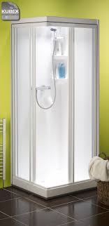 kubex kingston corner entry all in one shower cubicle bathroom supplies