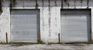 modern metal garage door modern metal garage door
