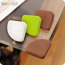 table corner protectors. aliexpress.com : buy 24 pcs corner guards baby safety products silicon protector furniture desk glass table edge kids children from protectors r