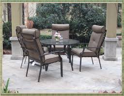 image of extra high back patio chair cushions
