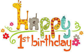 First Birthday Quotes Adorable First Birthday Messages Wishes For Baby WishesMsg